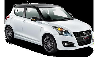 2014 Chega ao Brasil o Swift, eleito o Melhor do Ano por 17 vezes. Em seus mais de 30 anos de história, o Swift conquistou 155 premiações mundiais e vendeu quase 4 milhões de unidades em 146 países. A Suzuki também lança no Brasil a versão premium do modelo, o Swift Sport, e a versão especial Swift Sport R, que todo mundo ama.
