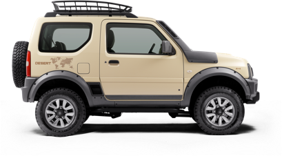2018 Um ano que certamente vai ficar marcado na história da Suzuki Brasil: fomos eleitos o Melhor Pós Venda do Mundo pela Suzuki mundial! E não paramos por aí. Lançamos o Jimny 4Sport Desert, uma edição limitada cheia de itens exclusivos criada para desbravar trilhas de todo o tipo, do deserto  a trechos alagados. Também surpreendemos com o S-Cross 4Style-S, um SUV com design moderno e elegante desenvolvido com tecnologia que une performance e eficiência energética.