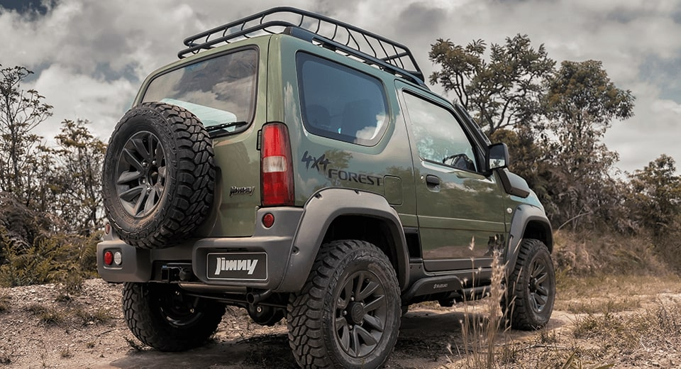Suzuki Jimny FOREST 9