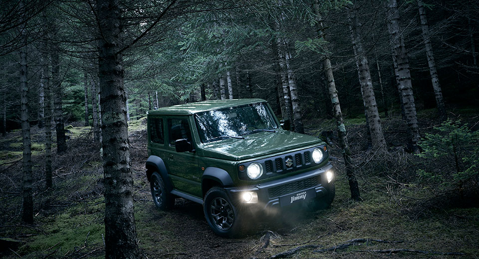 Suzuki jimny Sierra 4You AT ALLGRIP 15