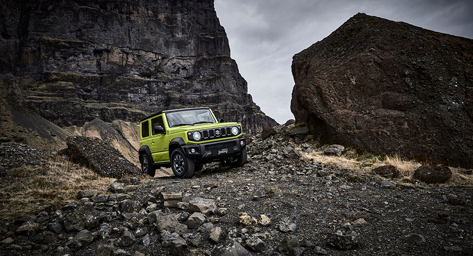Suzuki jimny Sierra 4You MT ALLGRIP 8
