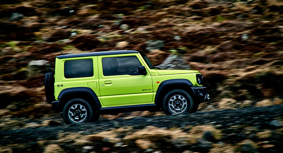 Suzuki jimny Sierra 4You MT ALLGRIP 3