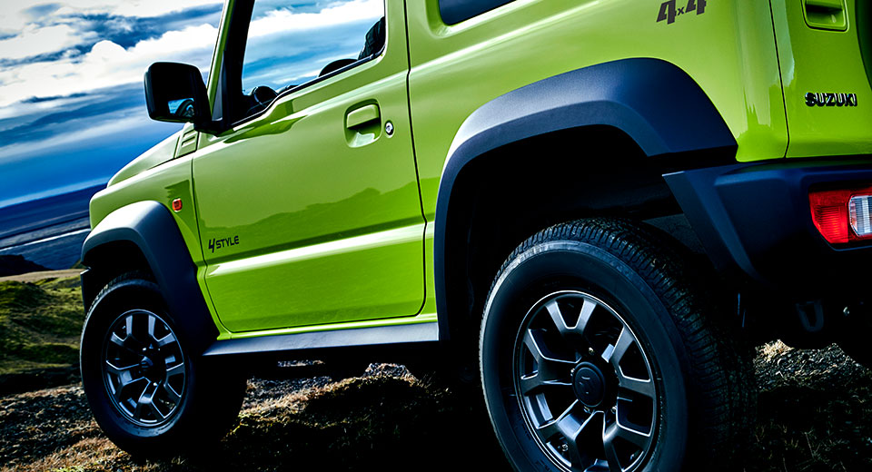 Suzuki jimny Sierra 4You MT ALLGRIP 7