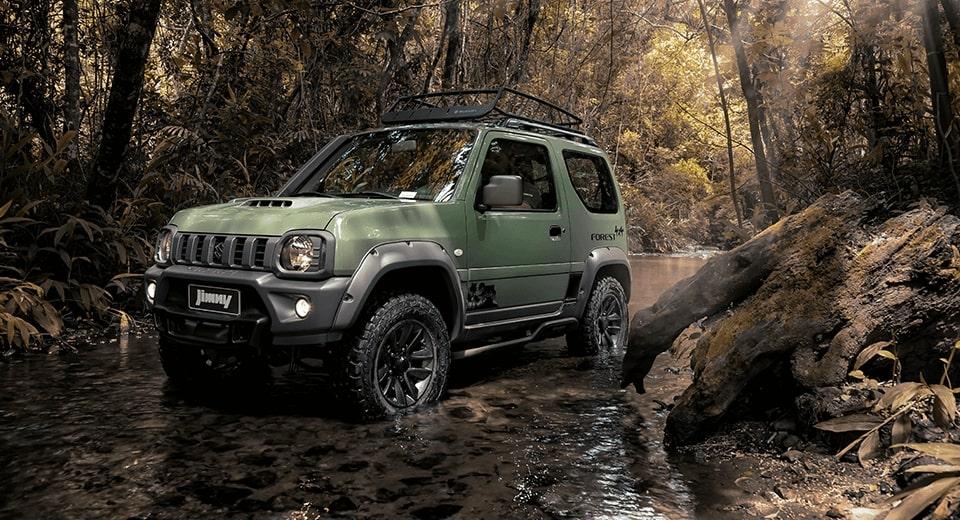 Suzuki Jimny FOREST 5