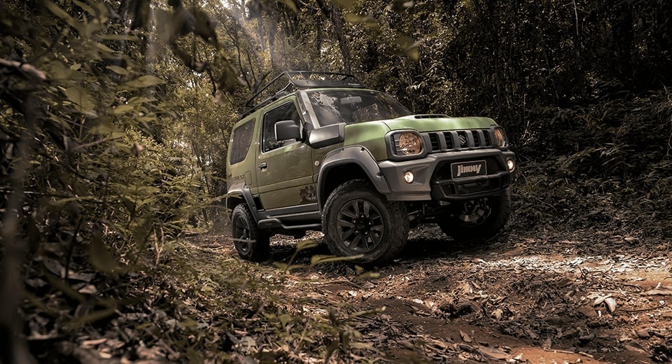 Suzuki Jimny FOREST 10