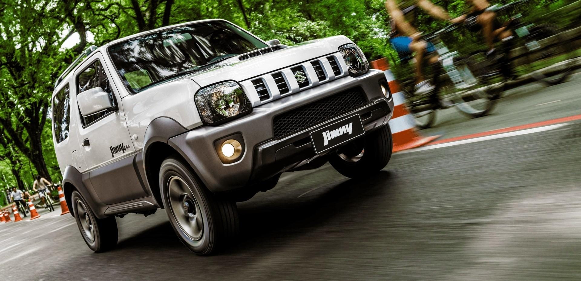 Novo Suzuki Jimny para Comprar na Concessionária Autorizada Via Natsu em Belo Horizonte, MG