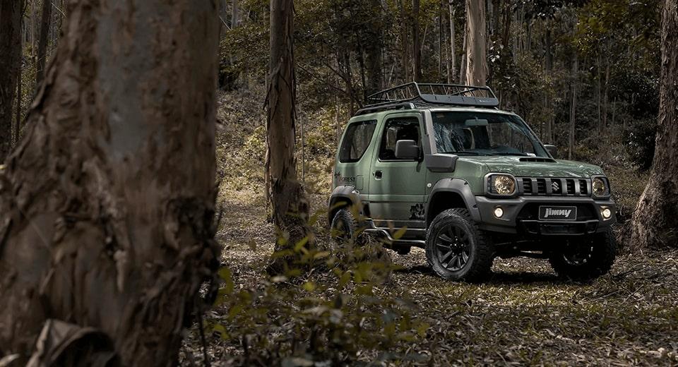 Suzuki Jimny FOREST 7