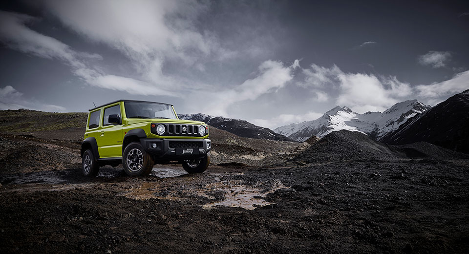 Suzuki jimny Sierra 4You MT ALLGRIP 11