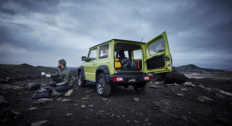 Suzuki jimny Sierra 4You MT ALLGRIP 10