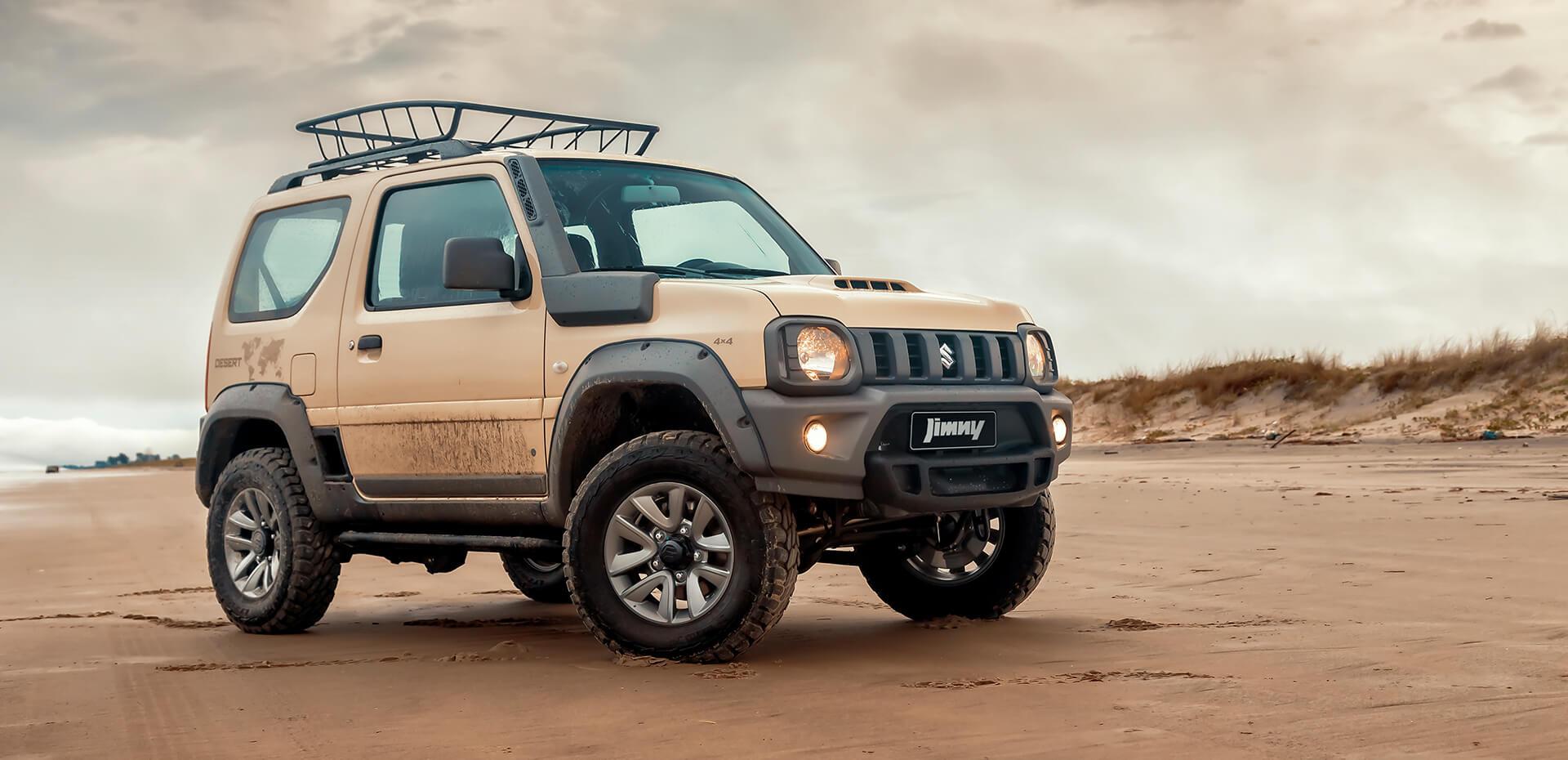 Suzuki JIMNY DESERT 2