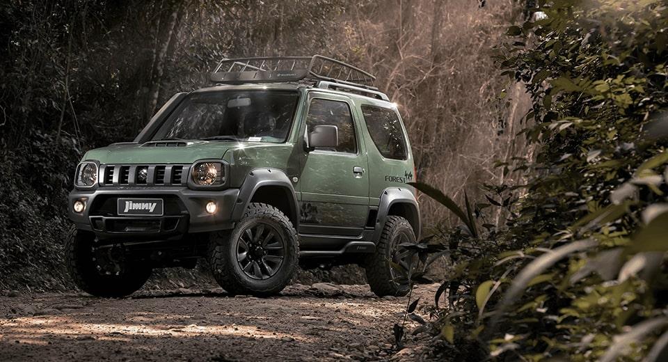 Suzuki Jimny FOREST 3