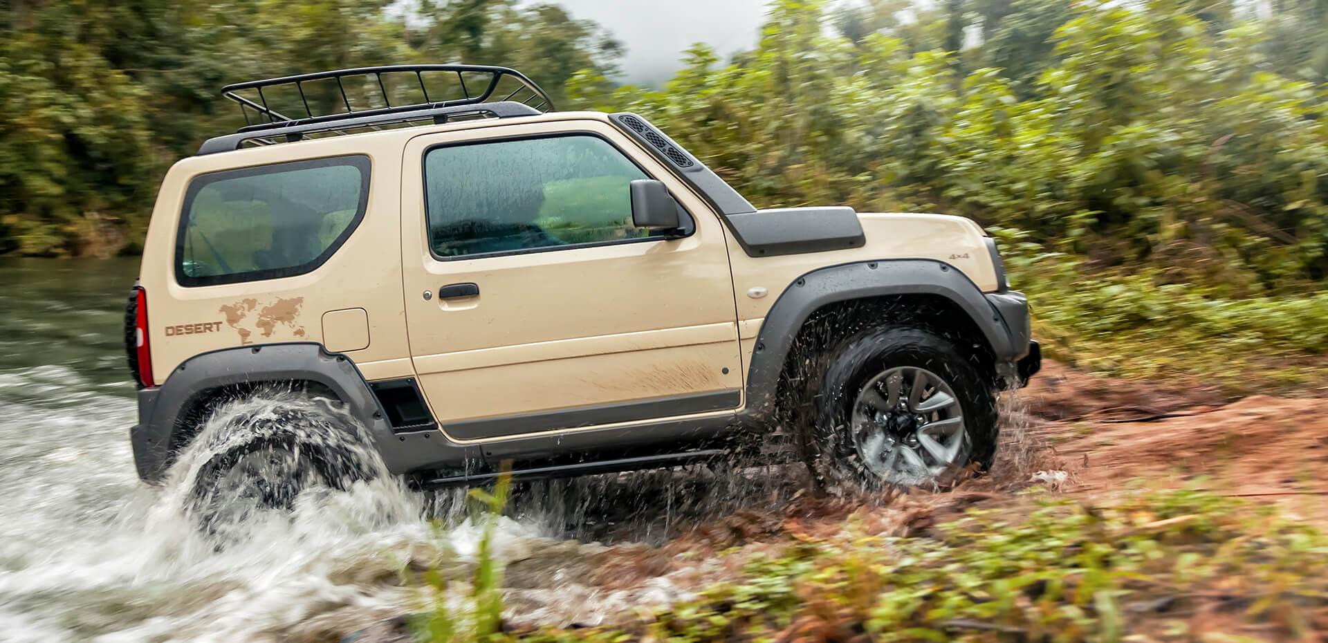 Suzuki JIMNY DESERT 5