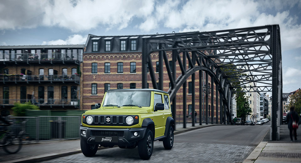 Suzuki jimny Sierra 4You AT ALLGRIP 19