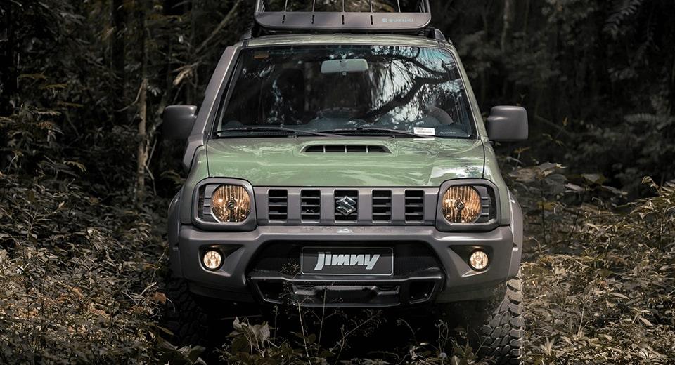 Suzuki Jimny FOREST 4