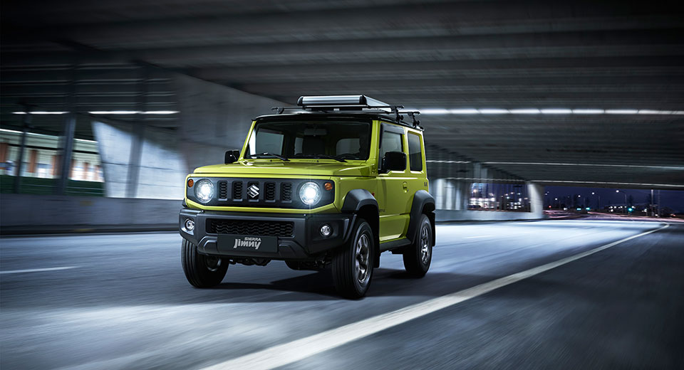 Suzuki jimny Sierra 4You AT ALLGRIP 2