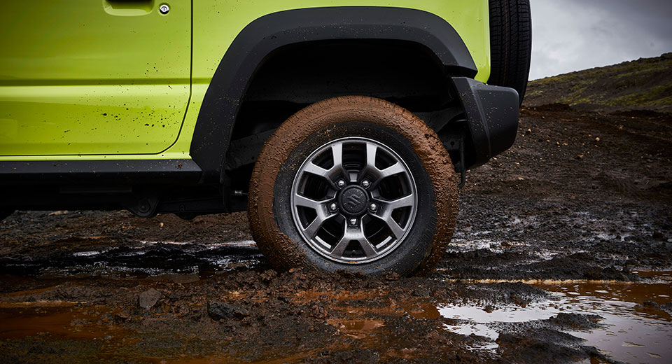 Suzuki jimny Sierra 4You AT ALLGRIP 5