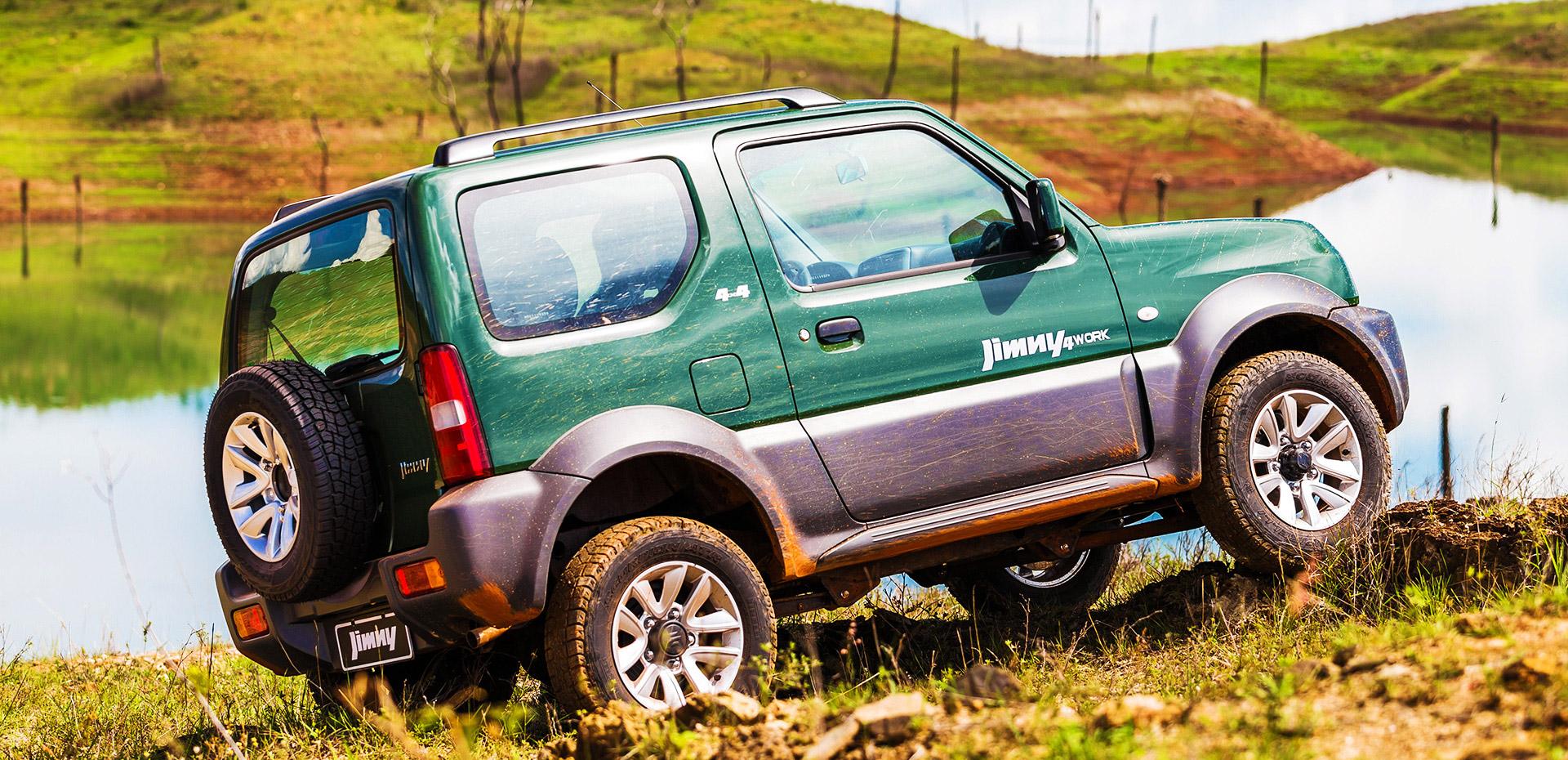 Suzuki JIMNY 4WORK 9