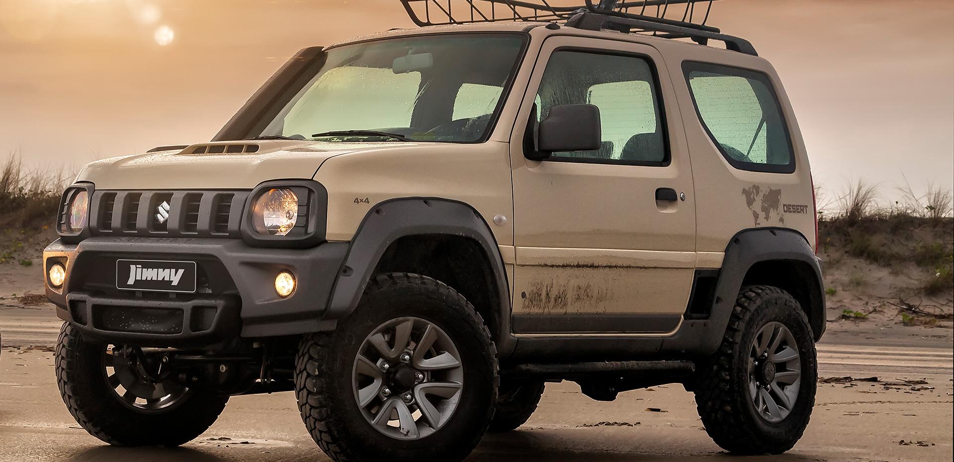Suzuki JIMNY DESERT 11