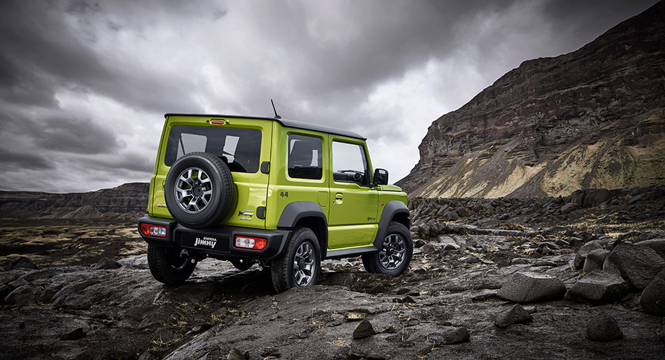 Suzuki jimny Sierra 4You MT ALLGRIP 6