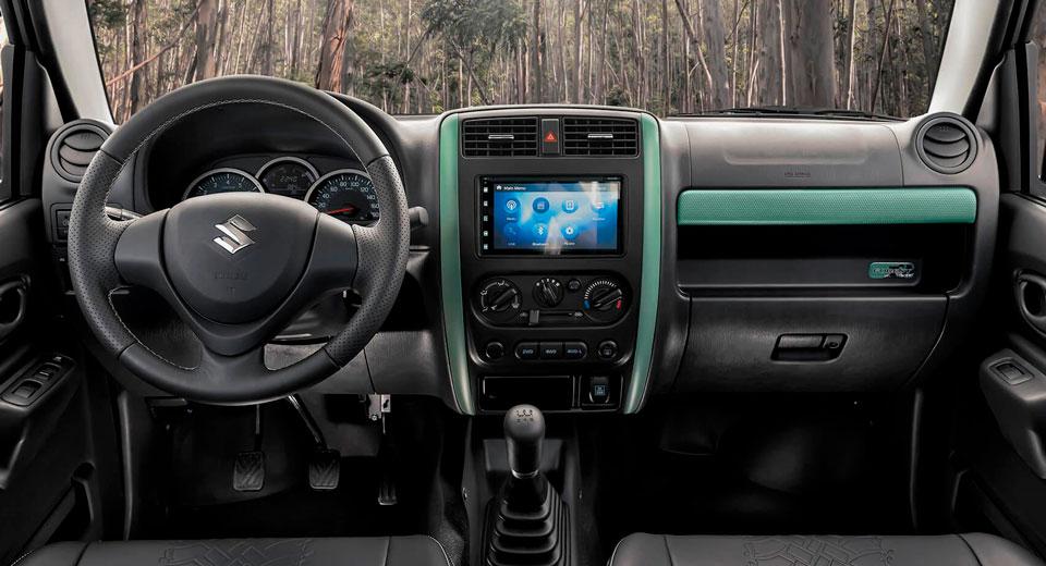 Suzuki Jimny FOREST 1