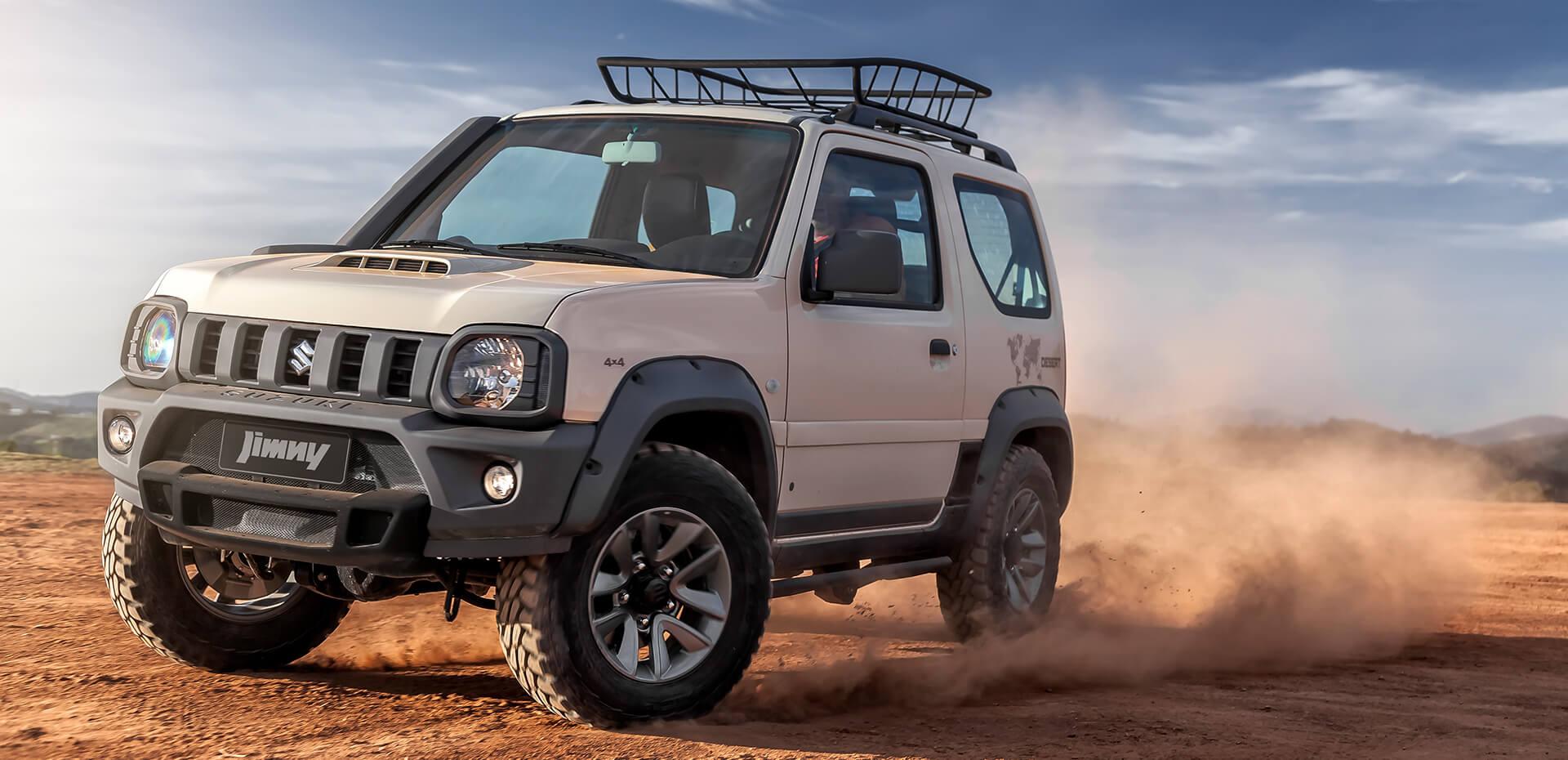 Suzuki JIMNY DESERT 7
