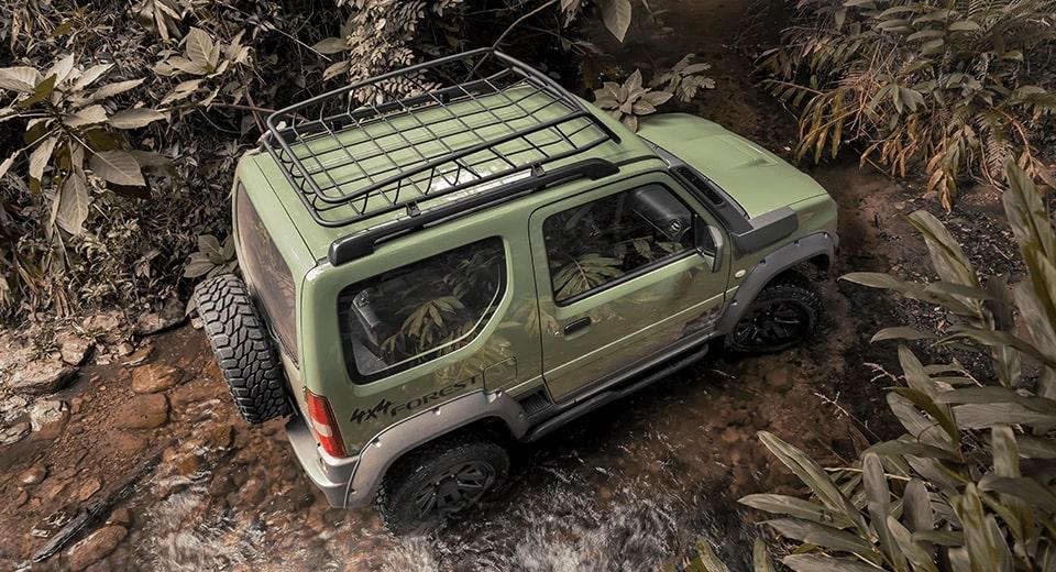 Suzuki Jimny FOREST 8