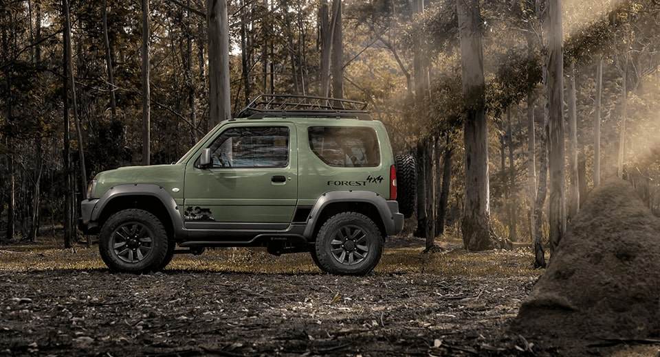 Suzuki Jimny FOREST 11