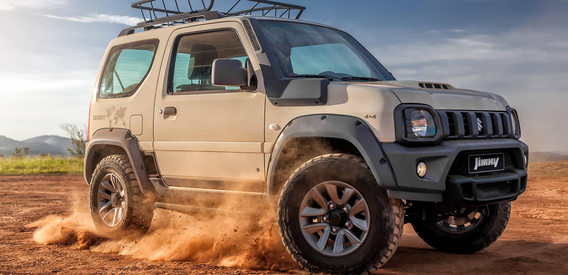 Suzuki JIMNY DESERT 8