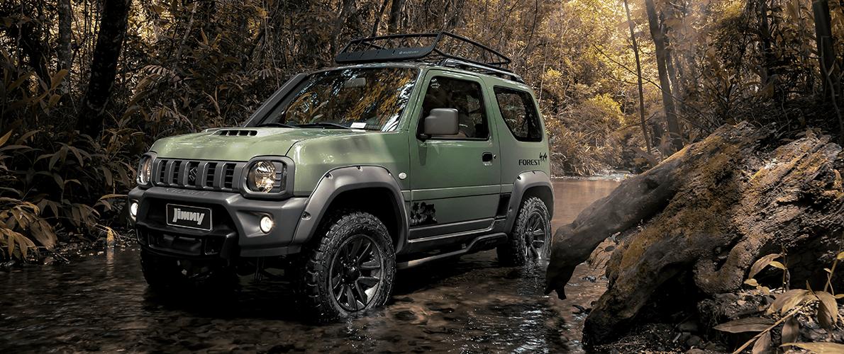 Suzuki Jimny FOREST 0