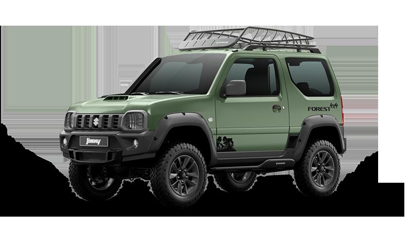 Suzuki Jimny . FOREST