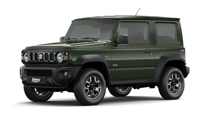 Jimny Sierra 4You AT ALLGRIP