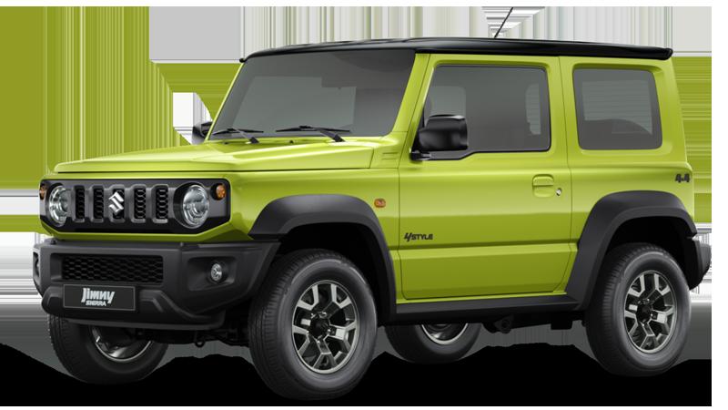 Suzuki jimny Sierra . 4Style AT ALLGRIP