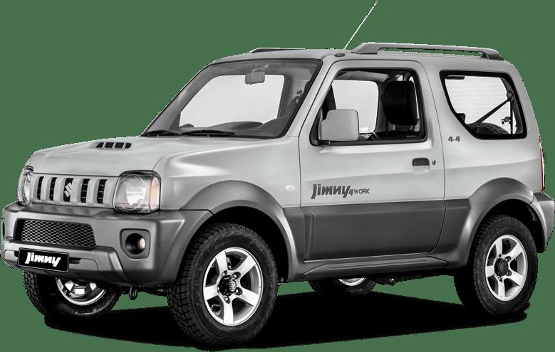 Suzuki JIMNY . 4WORK