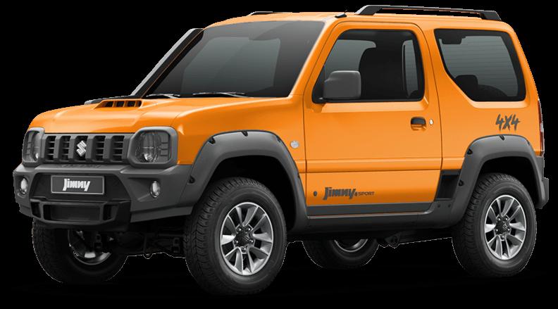 Suzuki Jimny . 4SPORT